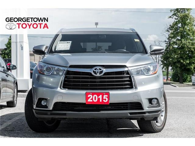 2015 Toyota Highlander  (Stk: 15-85915) in Georgetown - Image 2 of 22