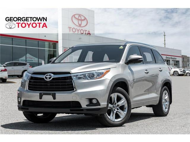 2016 Toyota Highlander  (Stk: 16-06700) in Georgetown - Image 1 of 22