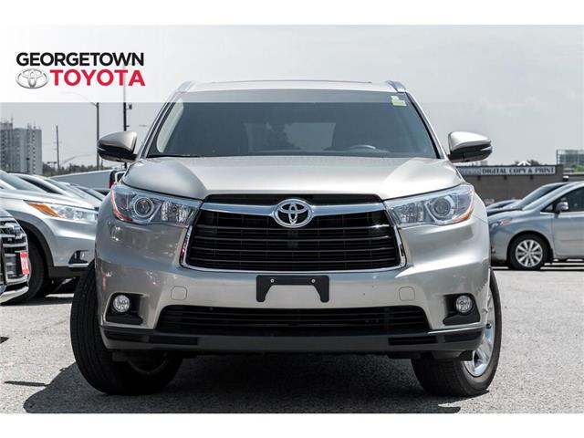 2016 Toyota Highlander  (Stk: 16-06700) in Georgetown - Image 2 of 22
