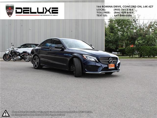 2016 Mercedes-Benz C-Class Base (Stk: D0614) in Concord - Image 10 of 27