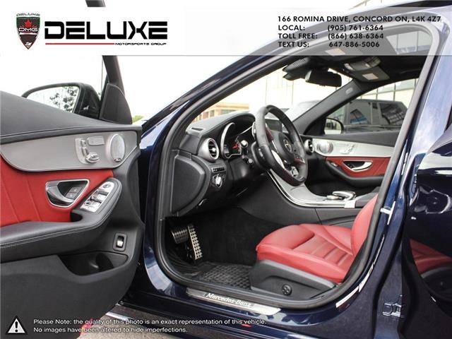 2016 Mercedes-Benz C-Class Base (Stk: D0614) in Concord - Image 14 of 27