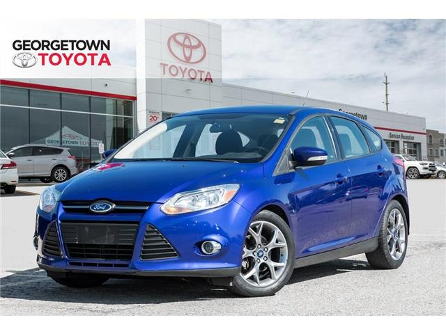 2014 Ford Focus SE (Stk: 14-01584) in Georgetown - Image 1 of 18