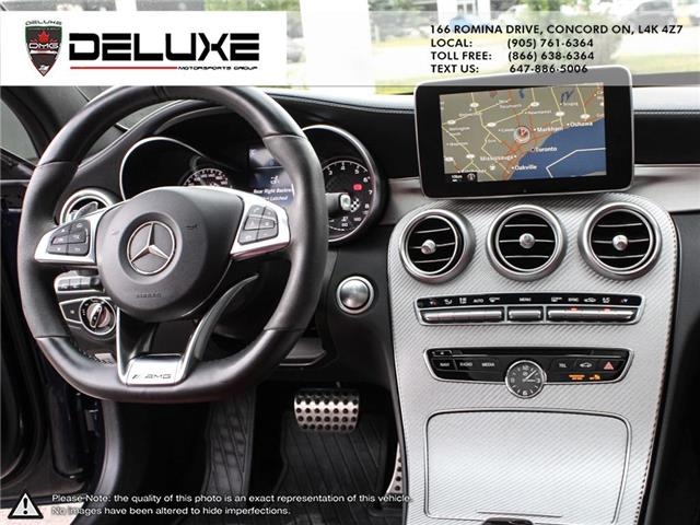 2016 Mercedes-Benz C-Class Base (Stk: D0614) in Concord - Image 16 of 27