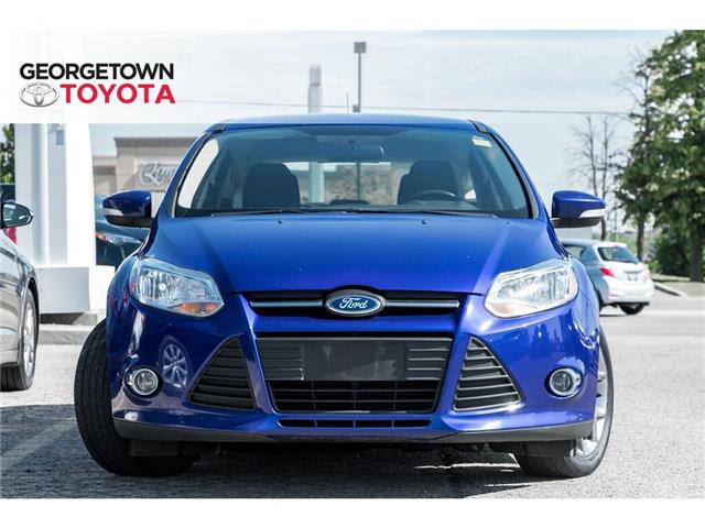 2014 Ford Focus SE (Stk: 14-01584) in Georgetown - Image 2 of 18
