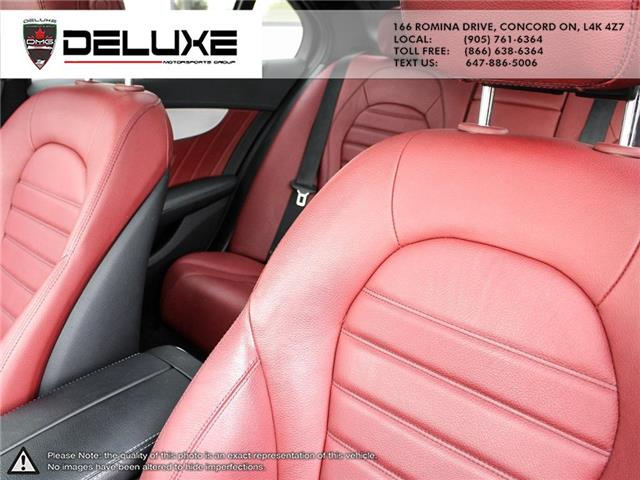 2016 Mercedes-Benz C-Class Base (Stk: D0614) in Concord - Image 27 of 27