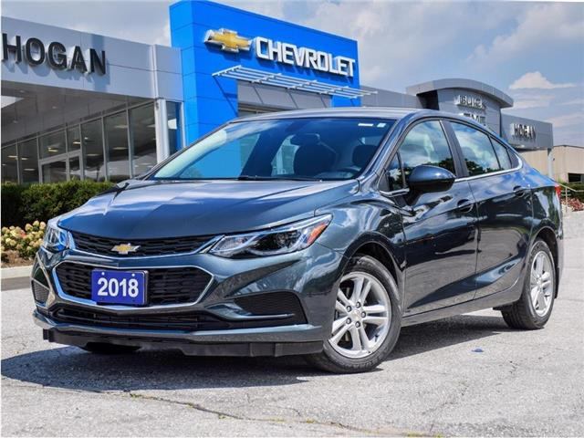 2018 Chevrolet Cruze LT Auto (Stk: W1117770) in Scarborough - Image 1 of 24