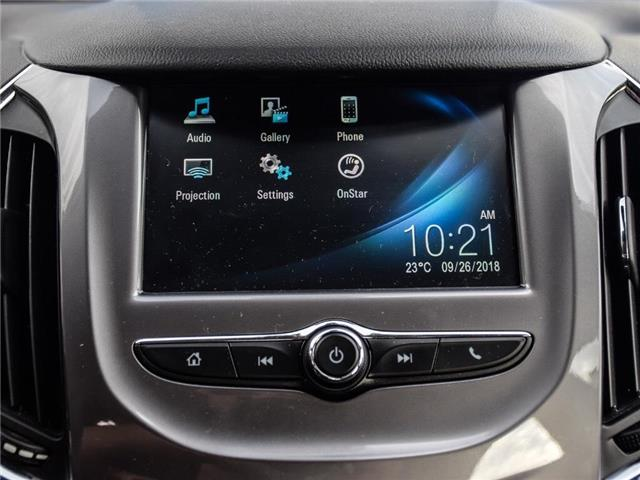 2018 Chevrolet Cruze LT Auto (Stk: W1117770) in Scarborough - Image 15 of 24