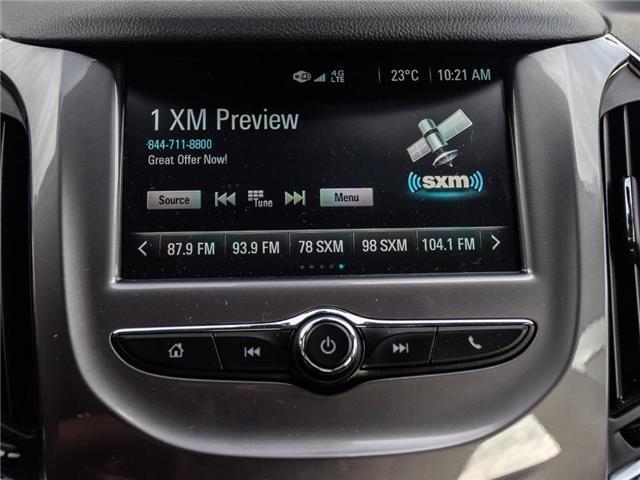 2018 Chevrolet Cruze LT Auto (Stk: W1117770) in Scarborough - Image 16 of 24