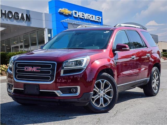 2016 GMC Acadia SLT1 (Stk: WN332168) in Scarborough - Image 1 of 25