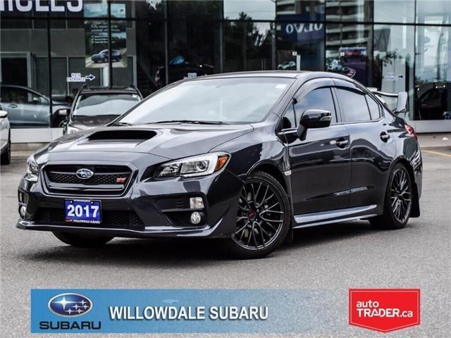 2017 Subaru WRX STI Sport (Stk: P2844) in Toronto - Image 1 of 27