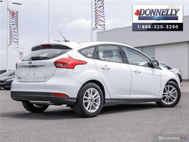 2018 Ford Focus SE (Stk: DR2250) in Ottawa - Image 4 of 27