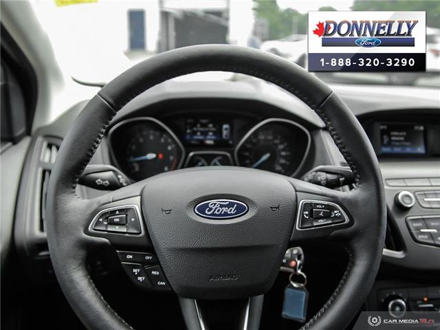 2018 Ford Focus SE (Stk: DR2250) in Ottawa - Image 14 of 27