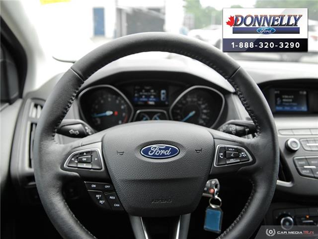 2018 Ford Focus SE (Stk: DR2254) in Ottawa - Image 14 of 27