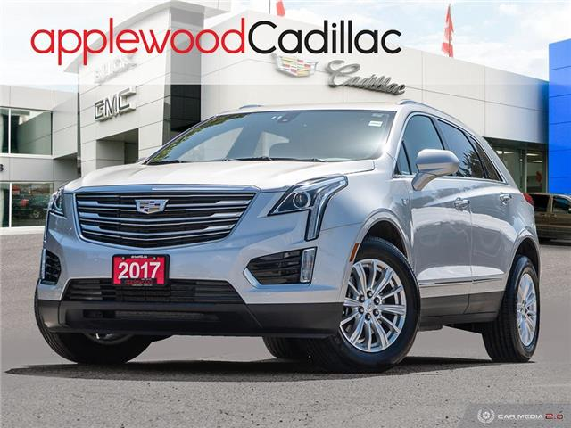 2017 Cadillac XT5 Base (Stk: 2314P) in Mississauga - Image 1 of 27