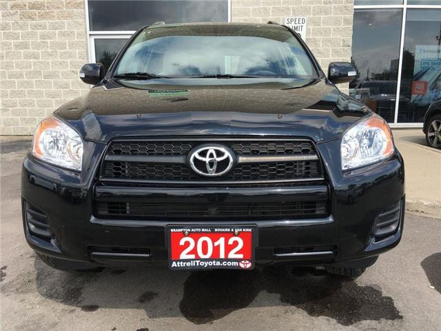 2012 Toyota RAV4 TOURING PKG AWD ALLOYS, SUNROOF, TINT, ROOF RACK,  (Stk: 44447XA) in Brampton - Image 6 of 24