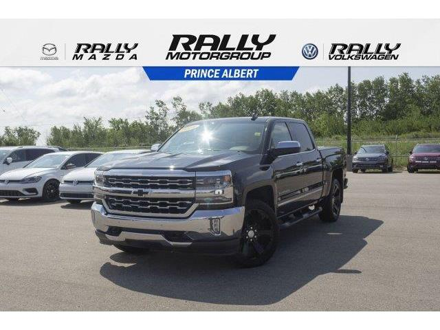 2016 Chevrolet Silverado 1500 LTZ (Stk: V634) in Prince Albert - Image 1 of 11