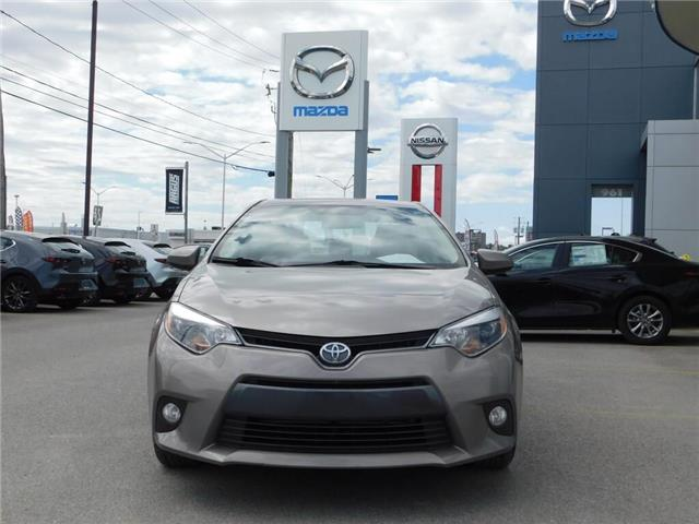 2016 Toyota Corolla LE (Stk: a2062a) in Gatineau - Image 2 of 16