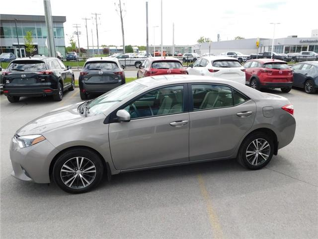 2016 Toyota Corolla LE (Stk: a2062a) in Gatineau - Image 4 of 16