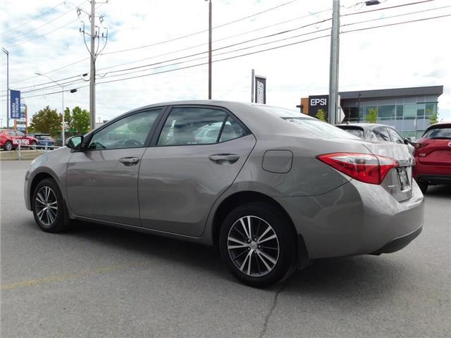 2016 Toyota Corolla LE (Stk: a2062a) in Gatineau - Image 5 of 16