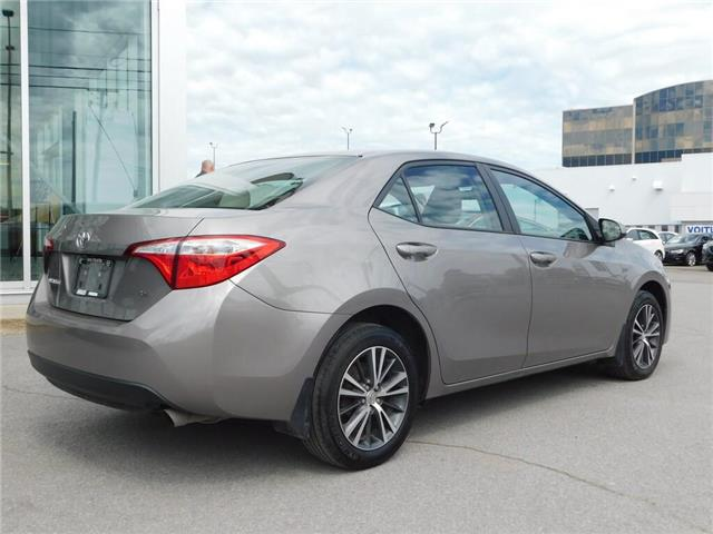 2016 Toyota Corolla LE (Stk: a2062a) in Gatineau - Image 7 of 16
