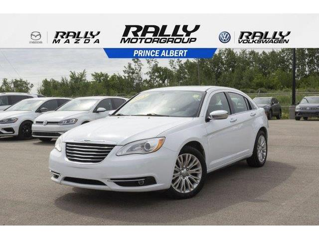2013 Chrysler 200 Limited (Stk: V729A) in Prince Albert - Image 1 of 11
