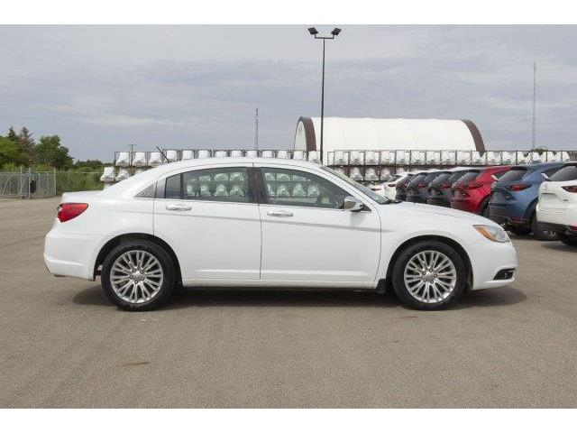 2013 Chrysler 200 Limited (Stk: V729A) in Prince Albert - Image 7 of 11