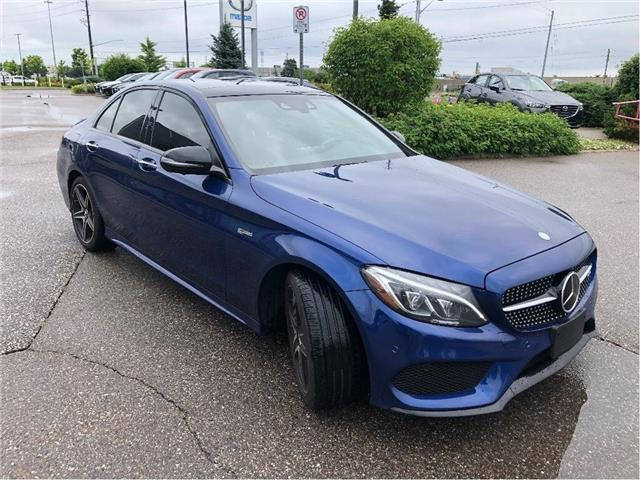 2017 Mercedes-Benz AMG C 43 Base (Stk: 16579A) in Oakville - Image 9 of 20