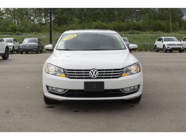 2014 Volkswagen Passat 2.0 TDI Comfortline (Stk: V896) in Prince Albert - Image 8 of 11