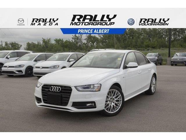 2015 Audi A4 2.0T Komfort plus (Stk: V929) in Prince Albert - Image 1 of 11