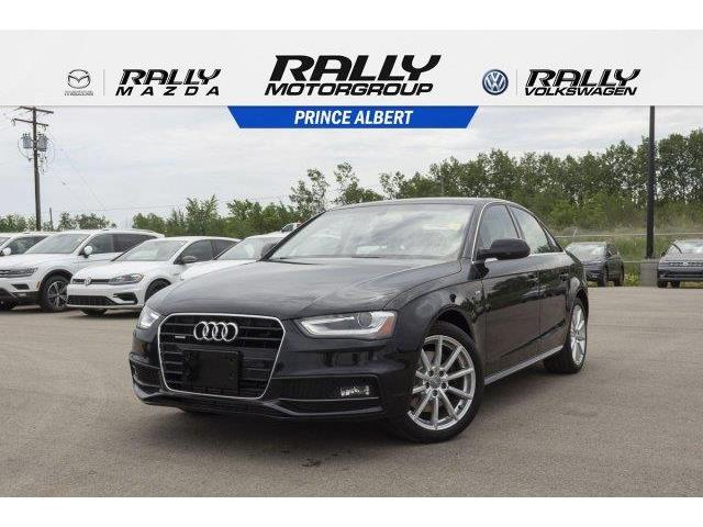 2015 Audi A4 2.0T Progressiv plus (Stk: V930) in Prince Albert - Image 1 of 11