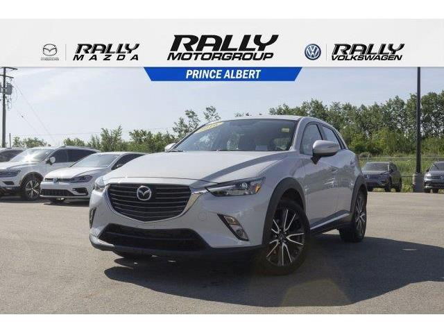 2016 Mazda CX-3 GT (Stk: V941) in Prince Albert - Image 1 of 11
