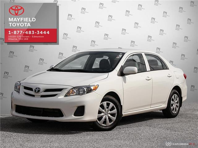 2012 Toyota Corolla LE (Stk: M000081A) in Edmonton - Image 1 of 20