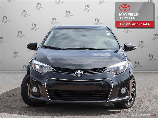 2016 Toyota Corolla S (Stk: 1961860A) in Edmonton - Image 2 of 20
