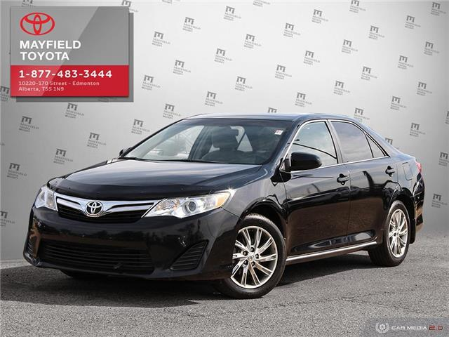 2012 Toyota Camry LE (Stk: 1901651A) in Edmonton - Image 1 of 20