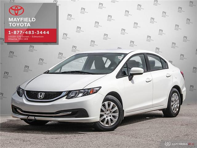 2015 Honda Civic LX (Stk: 1901746A) in Edmonton - Image 1 of 20
