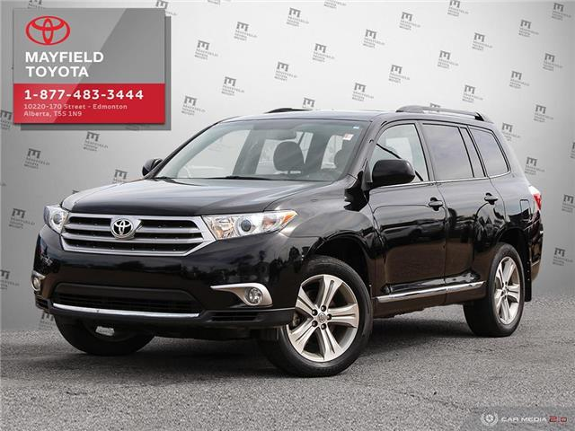 2013 Toyota Highlander V6 (Stk: 1901824A) in Edmonton - Image 1 of 20