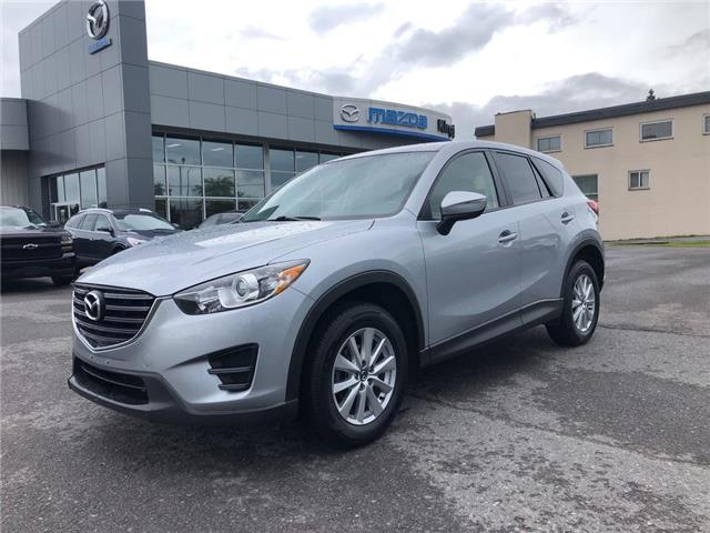 2016 Mazda CX-5 GX (Stk: 19T129A) in Kingston - Image 1 of 14