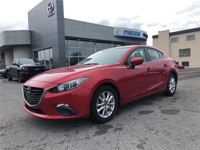 2015 Mazda Mazda3 GS (Stk: 19P039) in Kingston - Image 1 of 2