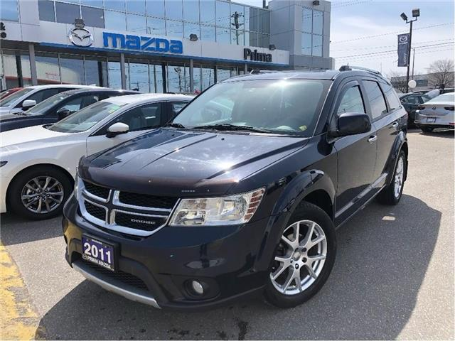 2011 Dodge Journey R/T (Stk: 19-287A) in Woodbridge - Image 1 of 27