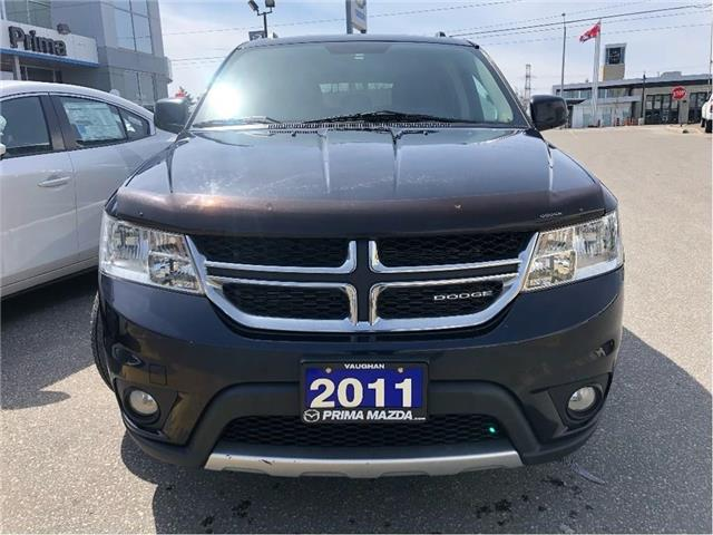 2011 Dodge Journey R/T (Stk: 19-287A) in Woodbridge - Image 2 of 27