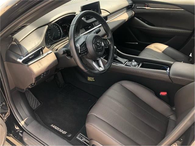 2018 Mazda MAZDA6 Signature (Stk: 19-446A) in Woodbridge - Image 12 of 30