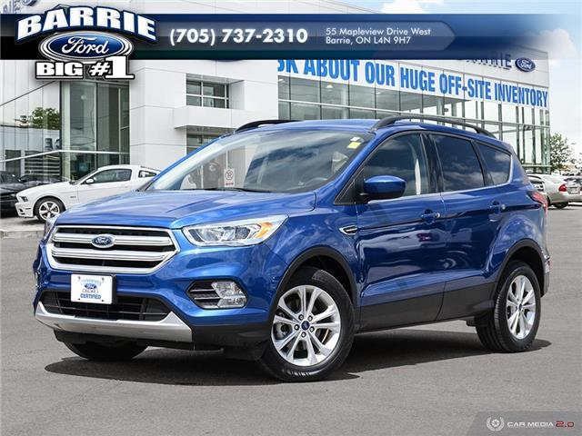 2019 Ford Escape SE (Stk: T0819A) in Barrie - Image 1 of 27