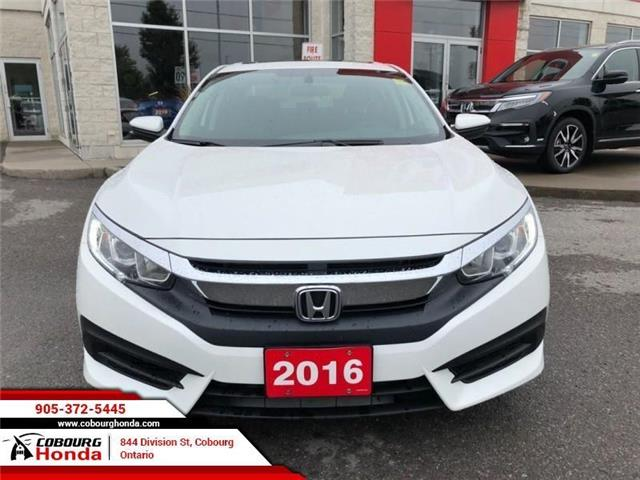 2016 Honda Civic EX (Stk: 19328B) in Cobourg - Image 2 of 20