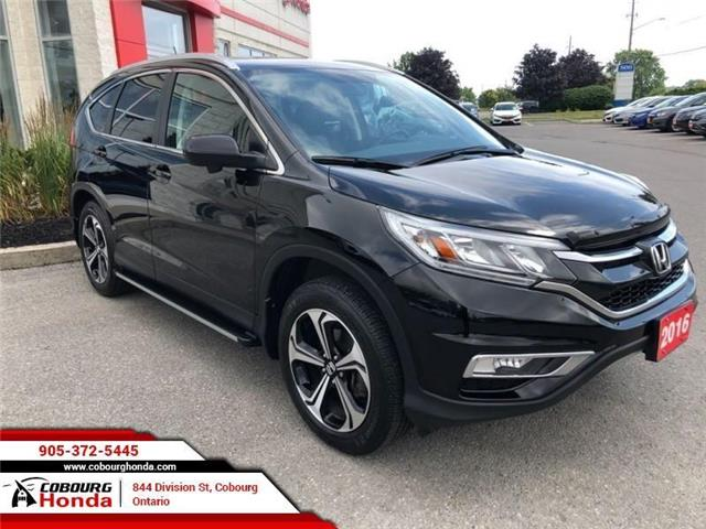 2016 Honda CR-V EX-L (Stk: 19330A) in Cobourg - Image 1 of 20