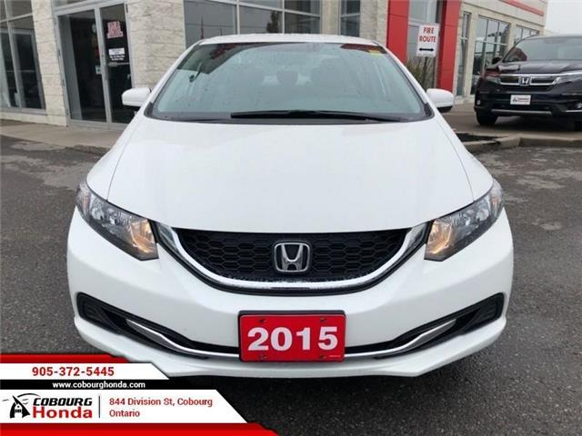 2015 Honda Civic LX (Stk: G1808) in Cobourg - Image 2 of 19