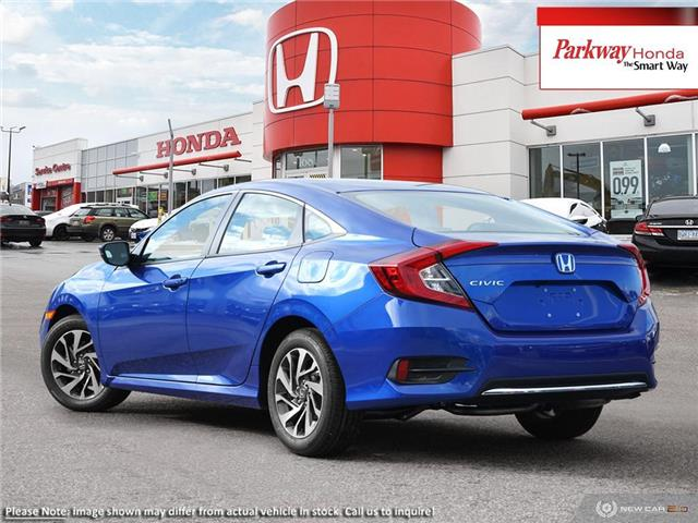 2019 Honda Civic EX (Stk: 929578) in North York - Image 4 of 23