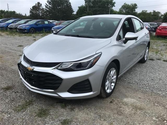 2019 Chevrolet Cruze LT (Stk: S560955) in Newmarket - Image 1 of 22
