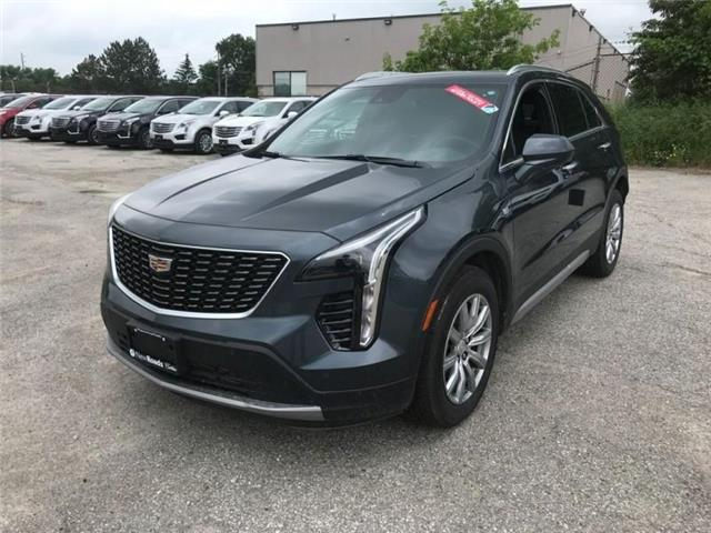 2019 Cadillac XT4 Premium Luxury (Stk: F193007) in Newmarket - Image 1 of 23