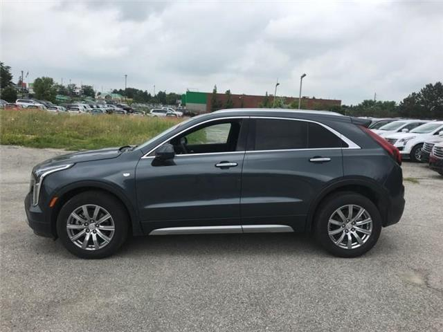 2019 Cadillac XT4 Premium Luxury (Stk: F193007) in Newmarket - Image 2 of 23