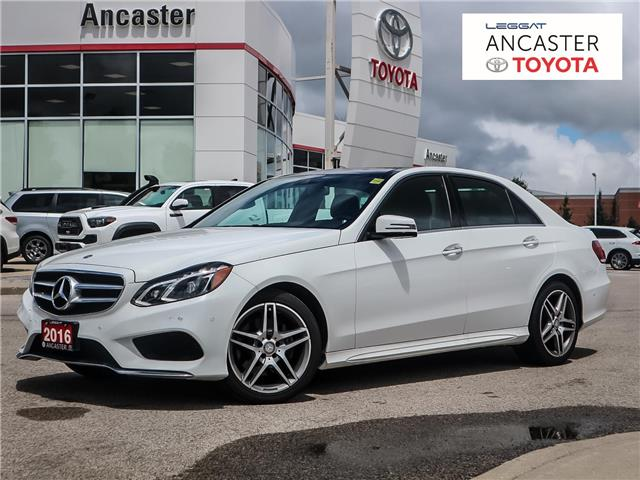 2016 Mercedes-Benz E-Class Base (Stk: M261B) in Ancaster - Image 1 of 29